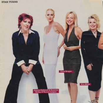 M: the Sunday Mirror Magazine (UK), July 21, 2002