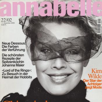 Annabelle (Switzerland), December 11, 2002