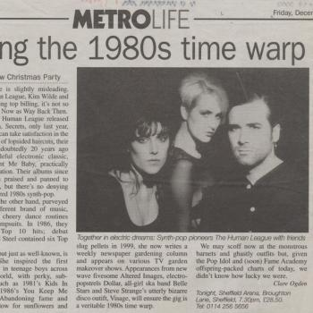 Metro [Sheffield edition] (UK), December 13, 2002