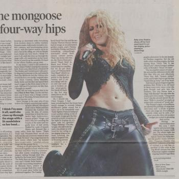 The Independent on Sunday (UK), December 22, 2002