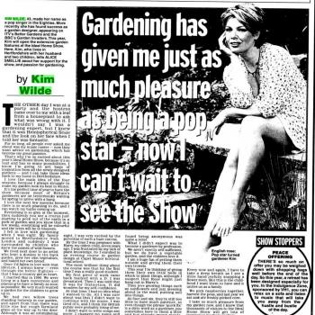 Daily Mail (UK), March 9, 2004