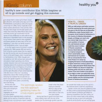 Healthy (UK), May 2004