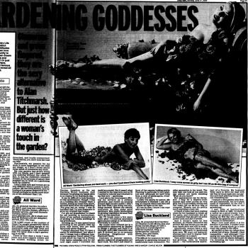 Daily Mail (UK), June 21, 2004