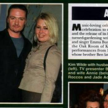 Hello! (UK), April 28, 2005