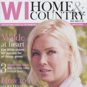 WI Home & Country magazine (UK), May 2006