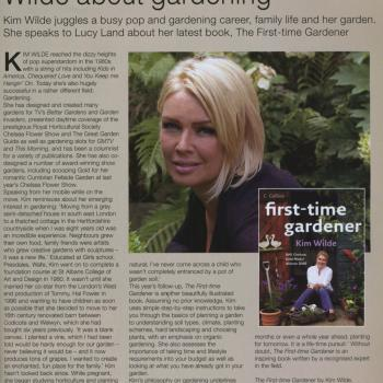 Hertfordshire Life (UK), July 2006