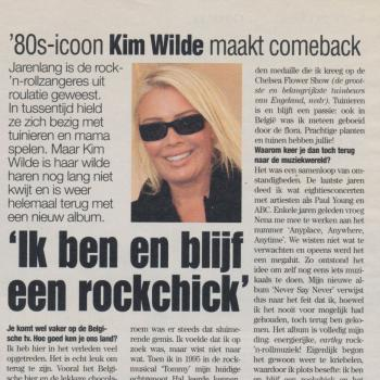 TV Familie (Belgium), August 23, 2006