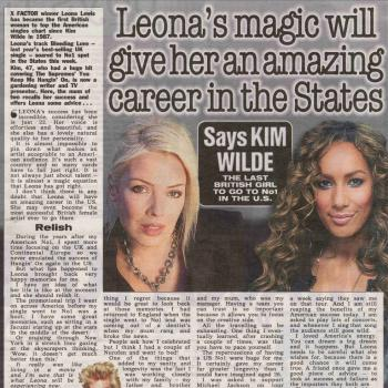The Sun (UK), March 29, 2008