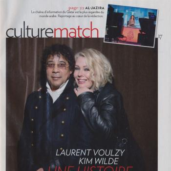 Paris Match (France), February 17, 2011