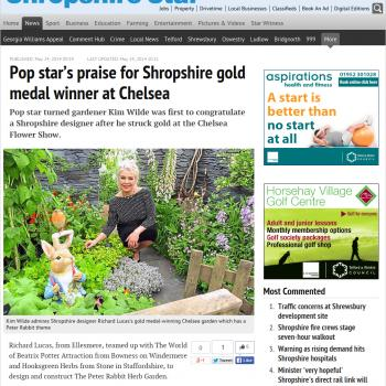 Shropshire Star (UK), May 24, 2014