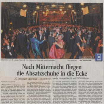 Leipziger Volkszeitung (Germany), October 20, 2014