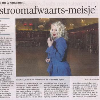 Noordhollands Dagblad (Netherlands), October 12, 2016