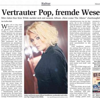 Various local newspapers (Germany), March 27, 2018