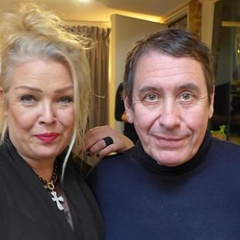 Kim Wilde with Jools Holland, April 2018