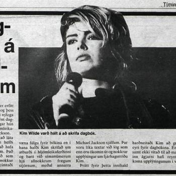 Timinn (Iceland), January 26, 1989