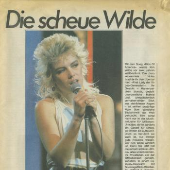 SonntagsBlick (Switzerland), April 24, 1983