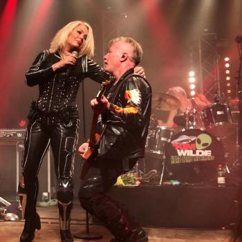 Kim Wilde and Paul Cooper live in Hannover, October 12, 2018