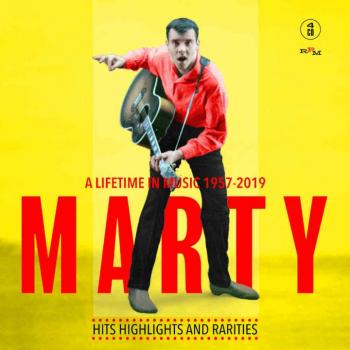 Marty: A Lifetime In Music 1957-2019