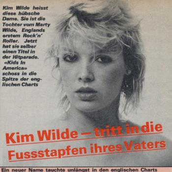 Pop/Rocky (Germany), April 24, 1981