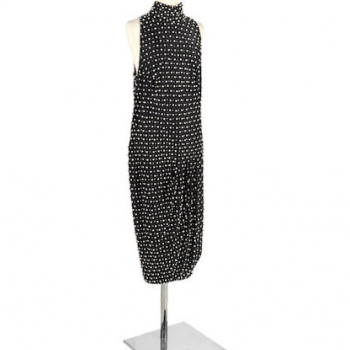 A Robert David Morton beaded dress owned and worn by Kim Wilde, auctioned in 2020