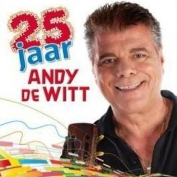 The CD '25 jaar Andy de Witt'