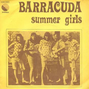 "Italian 7"" of 'Summer girls'"