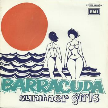 "Portuguese 7"" of 'Summer girls'"