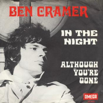 "The 7"" single 'In the night'"