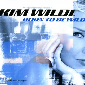 The cd-single 'Born to be wild'