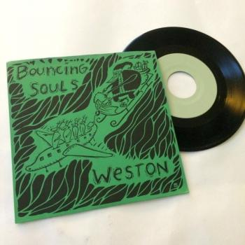 The EP by Bouncing Souls and Weston featuring 'Kids in America'