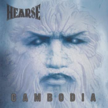Commercially released cd=single for 'Cambodia' by Hearse