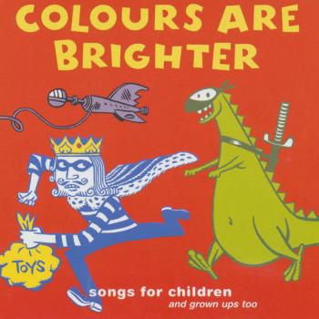 The CD 'Colours are brighter'