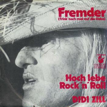 "The 7"" single 'Fremder'"