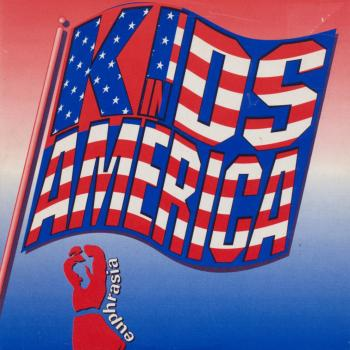 CD-single 'Kids in America'