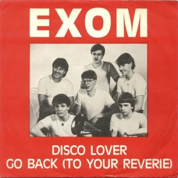 The single 'Disco lover'