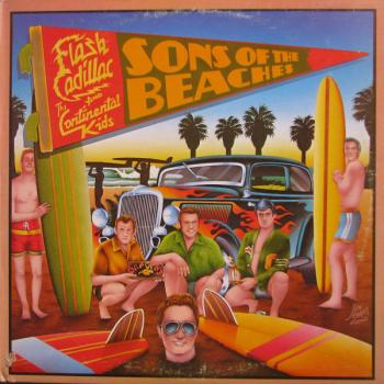 The LP 'Sons of the beaches'