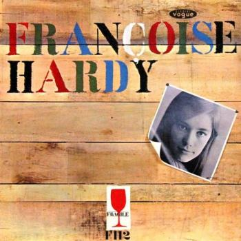 The LP 'Françoise Hardy'