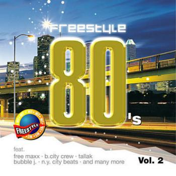 The album 'Freestyle 80s vol. 2'