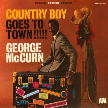 The album 'Country boy goes to town!!!!!'