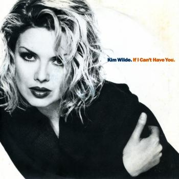 "If I can't have you - 7"" single cover"