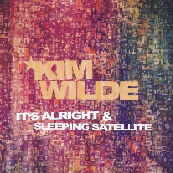 The CD-single 'It's alright & Sleeping satellite'