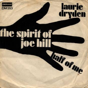 "The 7"" single 'The spirit of Joe Hill'"