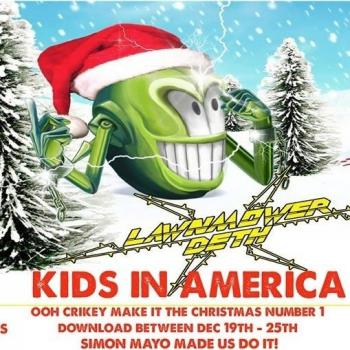 Download 'Kids in America' starting tomorrow!