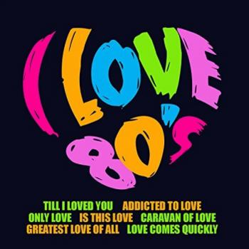 The album 'Love 80's'