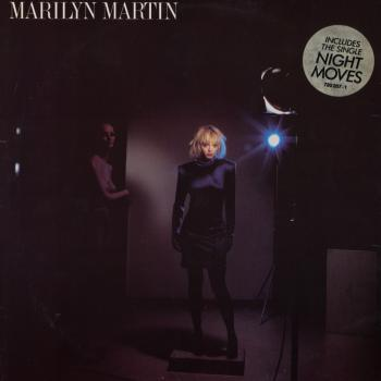 The LP 'Marilyn Martin'