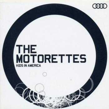 Promotional CD-single for 'Kids in America'