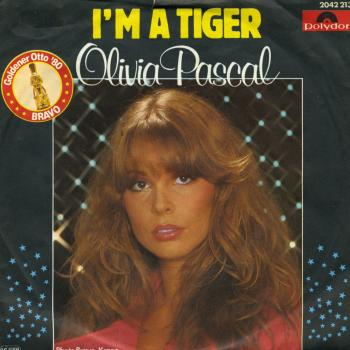 "The 7"" single 'I'm a tiger'"