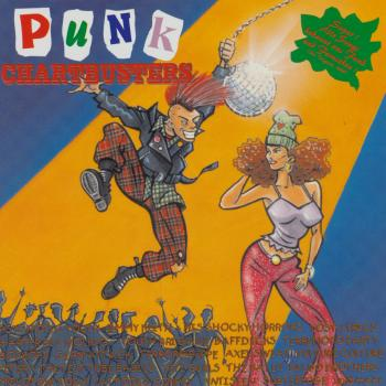 The CD 'Punk Chartbusters'