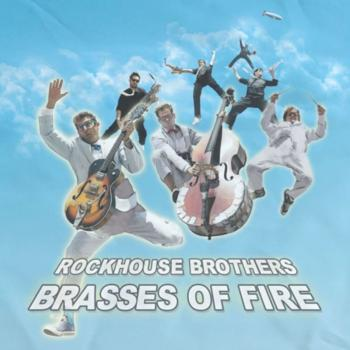The album 'Brasses of fire'