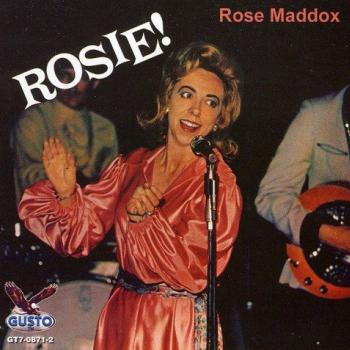 The album 'Rosie!'